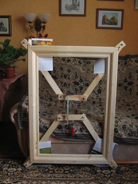 Изготовление своими руками рамок и картин