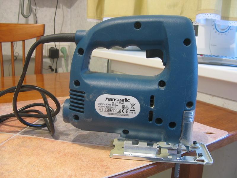 электролобзик hanseatic h-st 500 e инструкция